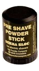 English Blocmen Preshave Powder